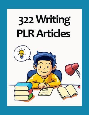 writing plr articles