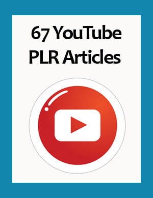 youtube plr articles